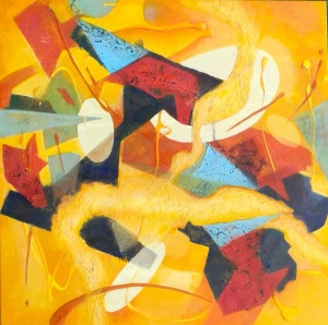 Ode to Kandinsky