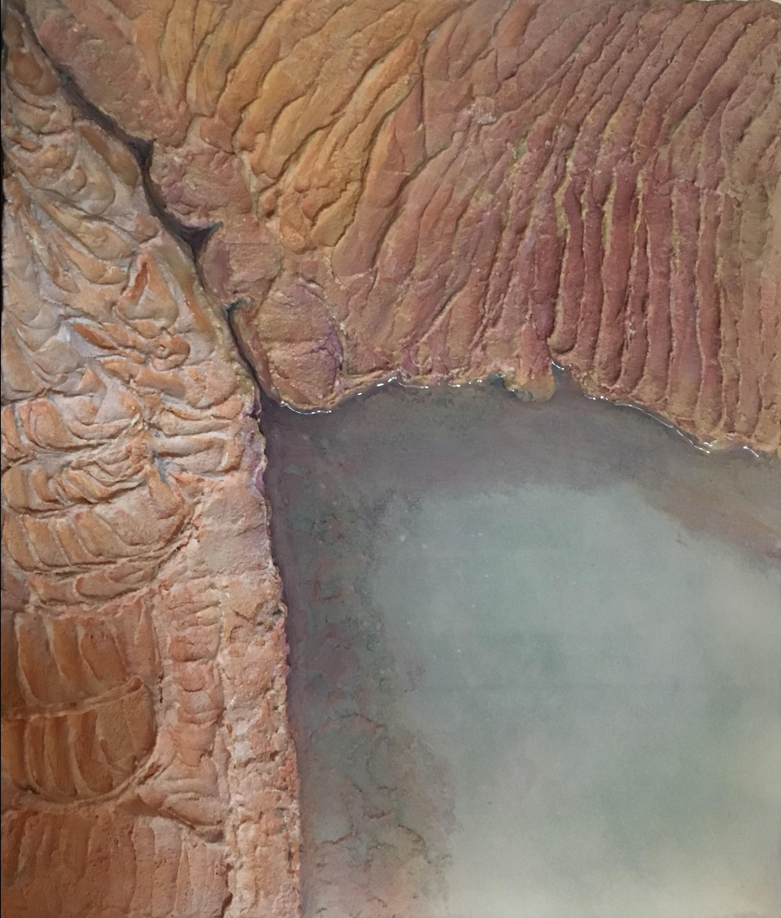 Fluvial Closeup #1